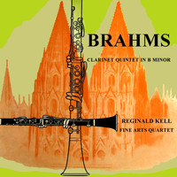 Fine Arts Quartet - Brahms Clarinet Quintet In B Minor