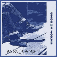 George Jones - Blue Jeans