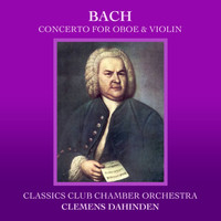 City of London Sinfonia - Bach: Concerto For Oboe & Violin