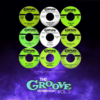 Various Artists - The Groove Records Story, Vol. 1