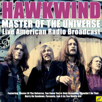 Hawkwind - Master Of The Universe (Live)