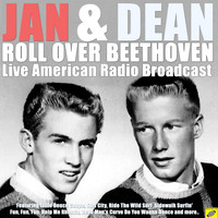 Jan & Dean - Roll Over Beethoven (Live)