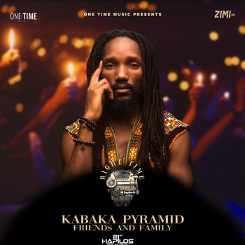 Kabaka Pyramid - Friends and Family