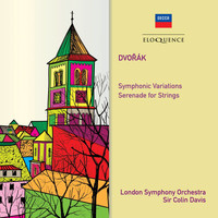Sir Colin Davis - Dvorak: Symphonic Variations; Serenade for Strings