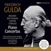 Friedrich Gulda - Mozart, Beethoven & Others: Piano Concertos (Live)