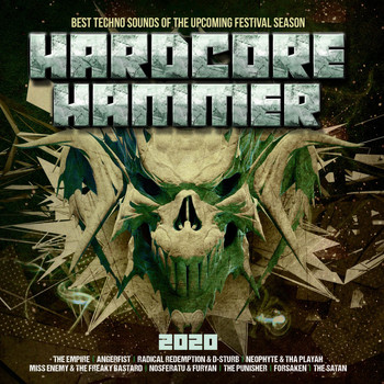Various Artists - Hardcore Hammer 2020 - Best Techno Sounds of the Upcoming Festival Season (Explicit)