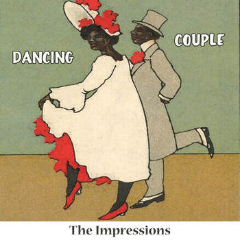 The Impressions - Dancing Couple