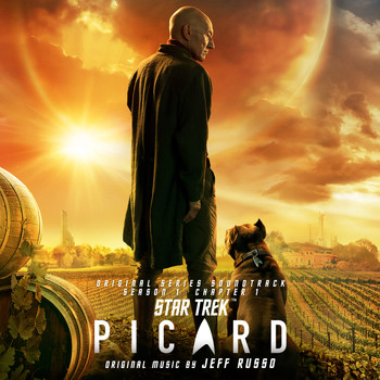 Jeff Russo - Star Trek: Picard – Season 1, Chapter 1 (Original Series Soundtrack)
