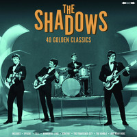 The Shadows - 40 Golden Classics
