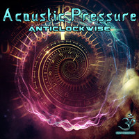 Acoustic Pressure - Anticlockwise