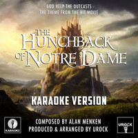 "URock - God Help The Outcasts (From ""The Hunchback Of Notre Dame"")"