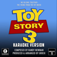 "URock - We Belong Together (From ""Toy Story 3"")"