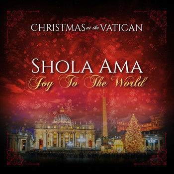 Shola Ama - Joy to the World (Christmas at The Vatican) (Live)