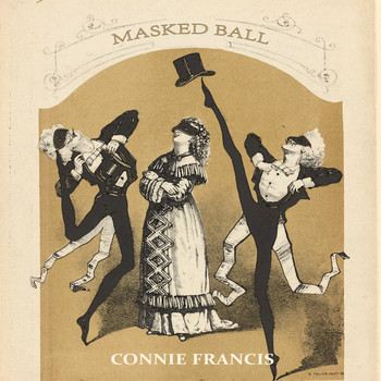Connie Francis - Masked Ball