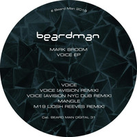 Mark Broom - Voice EP