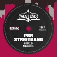 Michele - Magic Love (PBR Streetgang Reworks)