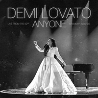 Demi Lovato - Anyone (Live From The 62nd GRAMMY ® Awards)