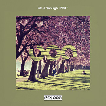Ritz - Edinburgh 1998 EP