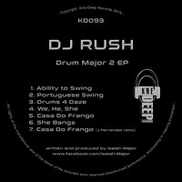 DJ Rush - Drum Major 2