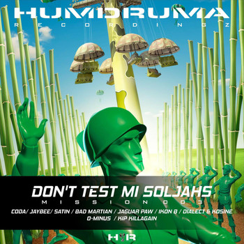 Various Artists - Don't Test Mi SolJahs Vol.3