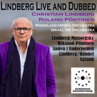 Christian Lindberg - Lindberg Live and Dubbed