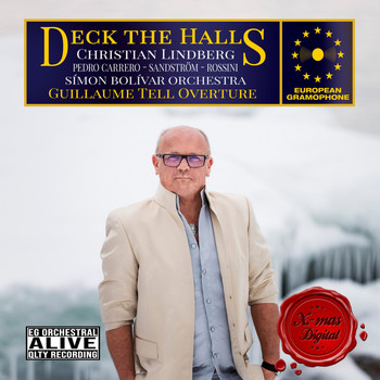 Christian Lindberg - Deck The Halls