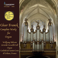 Wolfgang Rübsam - Franck: Works for Organ