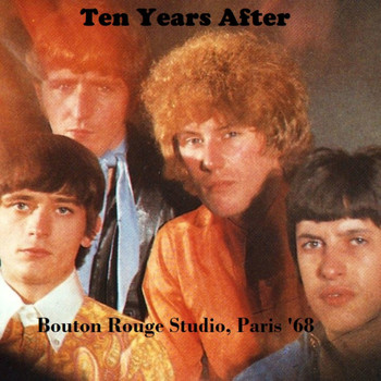Ten Years After - Bouton Rouge Studio, Paris '68 (Live)