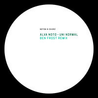 Alva Noto - Uni Normal (Ben Frost Remix)
