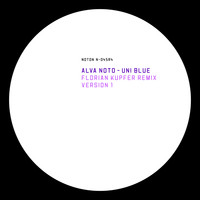 Alva Noto - Uni Blue (Florian Kupfer Remix) [Version 1]