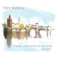 Pam Asberry - Moods, Impressions & Souvenirs