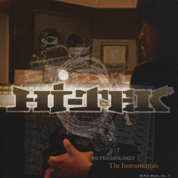 Hi-Tek - Hi-Teknology (The Instrumentals)