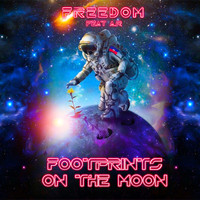 Freedom - Footprints on the Moon