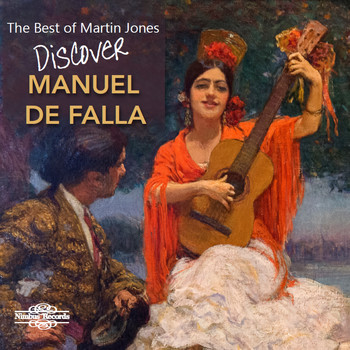 Martin Jones - The Best of Martin Jones: Discover Falla
