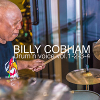 Billy Cobham - Drum'nvoice Vol..1-2-3-4