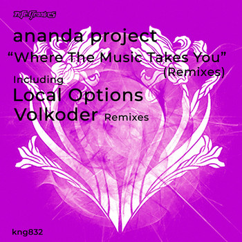 Ananda Project - Where The Music Takes You (Remixes)