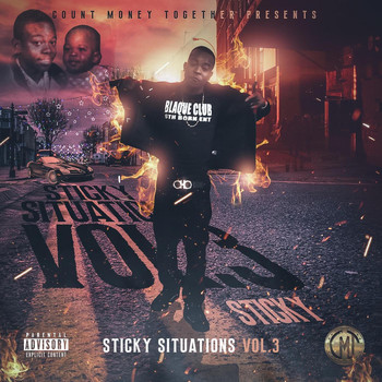 Sticky - 65 Bars (Explicit)