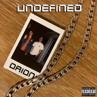 Orion - UNDEFINED LP (Explicit)