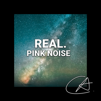 White Noise - Pink Noise Real (Loopable)