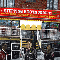 Various Artists - Stepping Roots [Riddim]