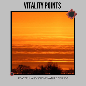 Various Artists - Vitality Points: Peaceful and Serene Nature Sounds