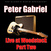 Peter Gabriel - Live at Woodstock - Part Two (Live)