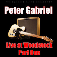 Peter Gabriel - Live at Woodstock - Part One (Live)