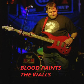 Hybrid - Blood Paints the Walls - EP