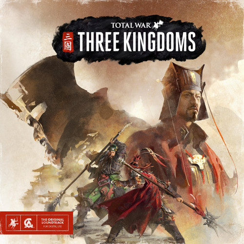 Richard Beddow, Richard Birdsall, Simon Ravn & Tim Wynn MP3 Album Total War: Three Kingdoms