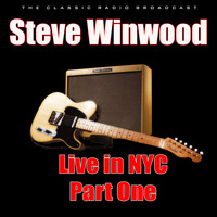 Steve Winwood - Live in NYC - Part One (Live)