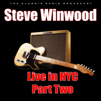 Steve Winwood - Live in NYC - Part Two (Live)