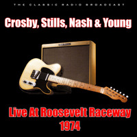 Crosby, Stills, Nash & Young - Live At Roosevelt Raceway 1974 (Live)