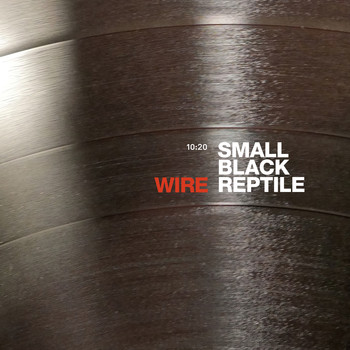 Wire - Small Black Reptile (10:20 Version)