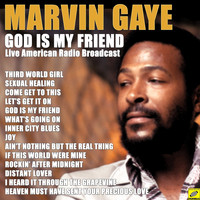 Marvin Gaye - God Is My Friend (Live)